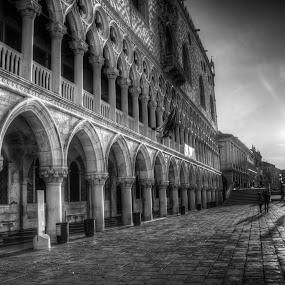 by Celestyx Celestyx - Buildings & Architecture Public & Historical ( black and white, pwcbuilding )