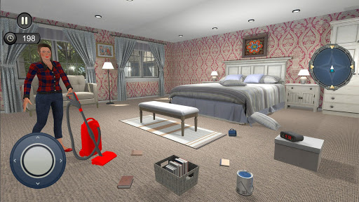 Télécharger Gratuit Virtual Mother Happy Housewife Family Game APK MOD (Astuce) screenshots 4