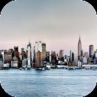 Amazing City : New York Beauty Live wallpaper Pro icon