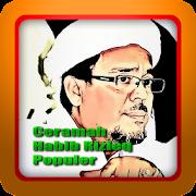 Ceramah Habib Rizieq Populer
