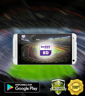 beOUT SPORTS HD CHANNEL - náhled