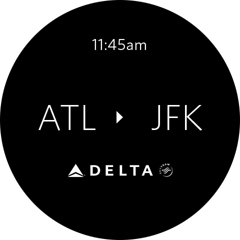 Fly Delta: captura de pantalla