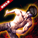 Kung fu street fighting game 2020- street fight icon