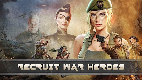Z Day: Hearts of Heroes | MMO Strategy War Mod [Latest] Free Download 3