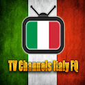 TV Channels Italy 2017 icon