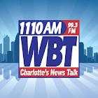 News 1110/99.3 WBT icon