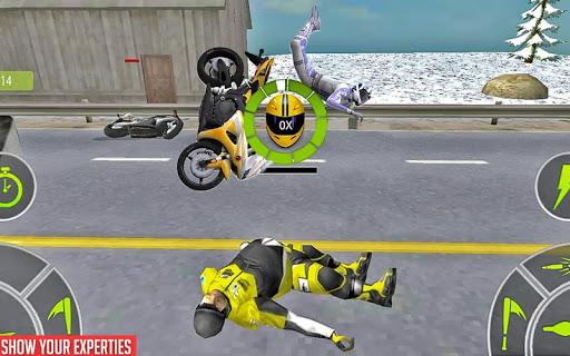 Crazy Bike attack Racing New: motorcycle racing 1.2.1 Screenshots 3