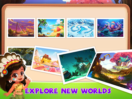 Solitaire TriPeaks Adventure - Free Card Game 2.2.7 screenshots 15