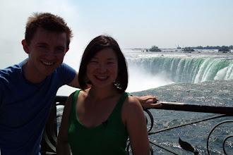 Photo: The team at Niagara Falls