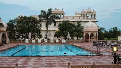 Photo: Unser nächstes Hotel