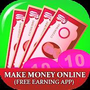 Make Money Online - Free Earning App