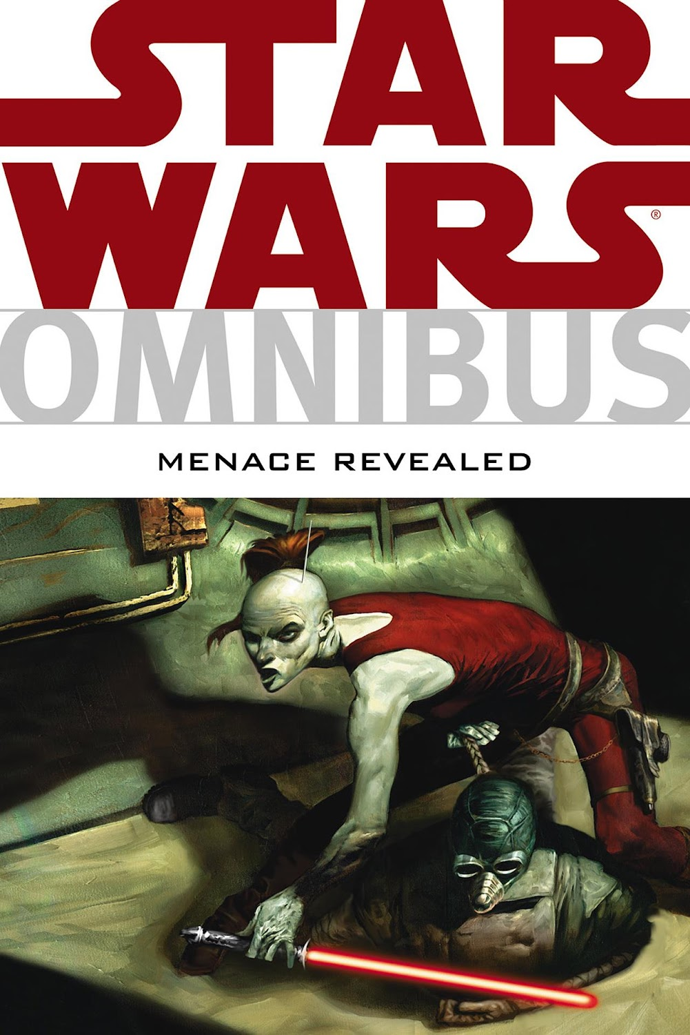 Star Wars Omnibus - Menace Revealed (2009)