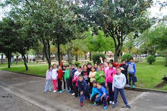 Photo: Magnolios  3ºD no Parque de Campolongo durante o curso 2014-15
