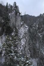 Photo: Dolina je miestom, kde hniezdi orol skalný