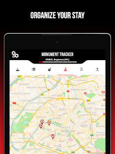 Toulouse Travel Guide & Map Offline- screenshot thumbnail