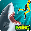 Download Hungry Shark Evolution Mod Apk 6.0.0 Unlimited Money and Gems
