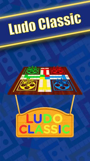Ludo Classic - Free Classic Board Game 🎲  screenshots 1