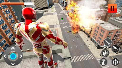 Iron Superhero War: Iron Robot Rescue Mission 2020 1.2.12 screenshots 12