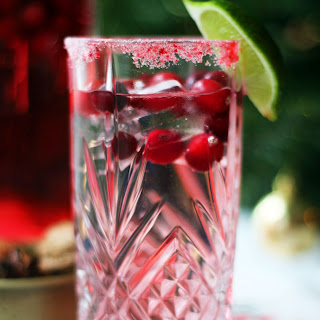 Cranberry Gin & Tonic Recipe