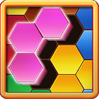 Hexagon Block Puzzle - New Challenge 2018 icon
