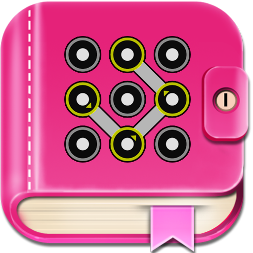 Secret diary with lock (app)