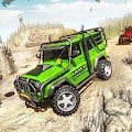 Offroad Jeep Army SUV Mountain Driving Simulator APK
