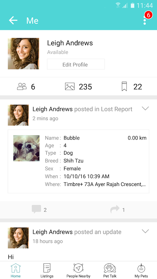 Pet Widget - The Best Pet App- screenshot