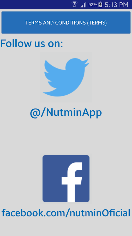 Nutmin- screenshot