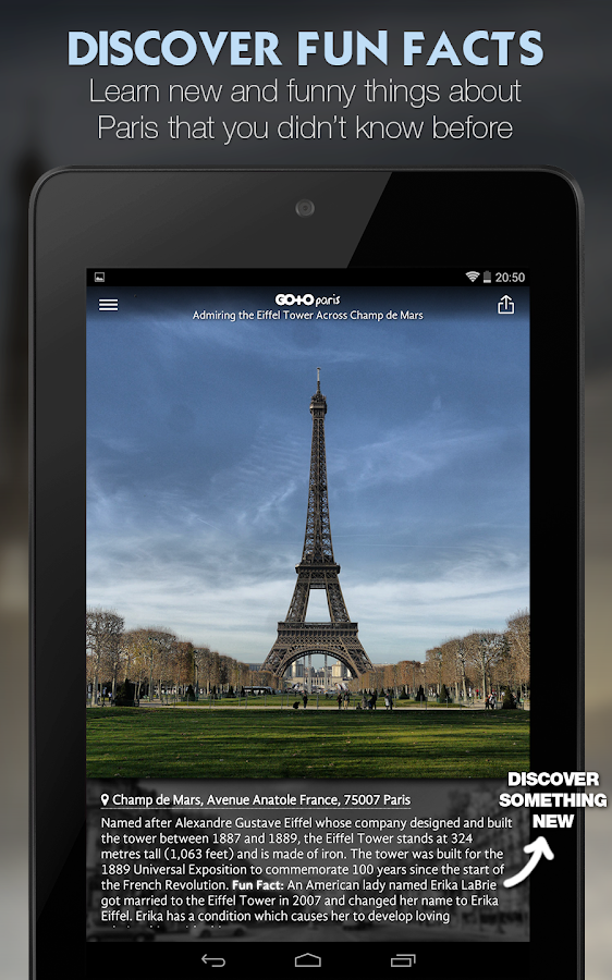 Go To Paris City Travel Guide, Things To Do & Maps- screenshot