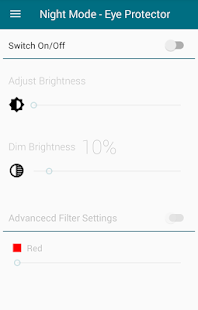 Night Mode + Eye Protector - náhled