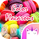 Color Macarons Free Keyboard Theme for PC-Windows 7,8,10 and Mac