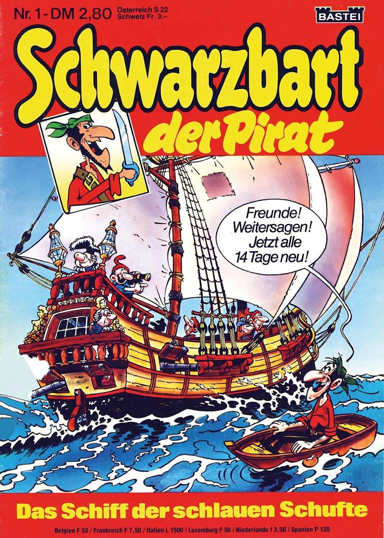 Schwarzbart der Pirat (1980) - komplett