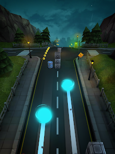 Overspin: Night Run – 3D double runner 16