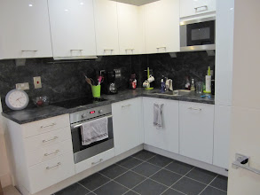 Photo: Kitchen, faculty flat # 2