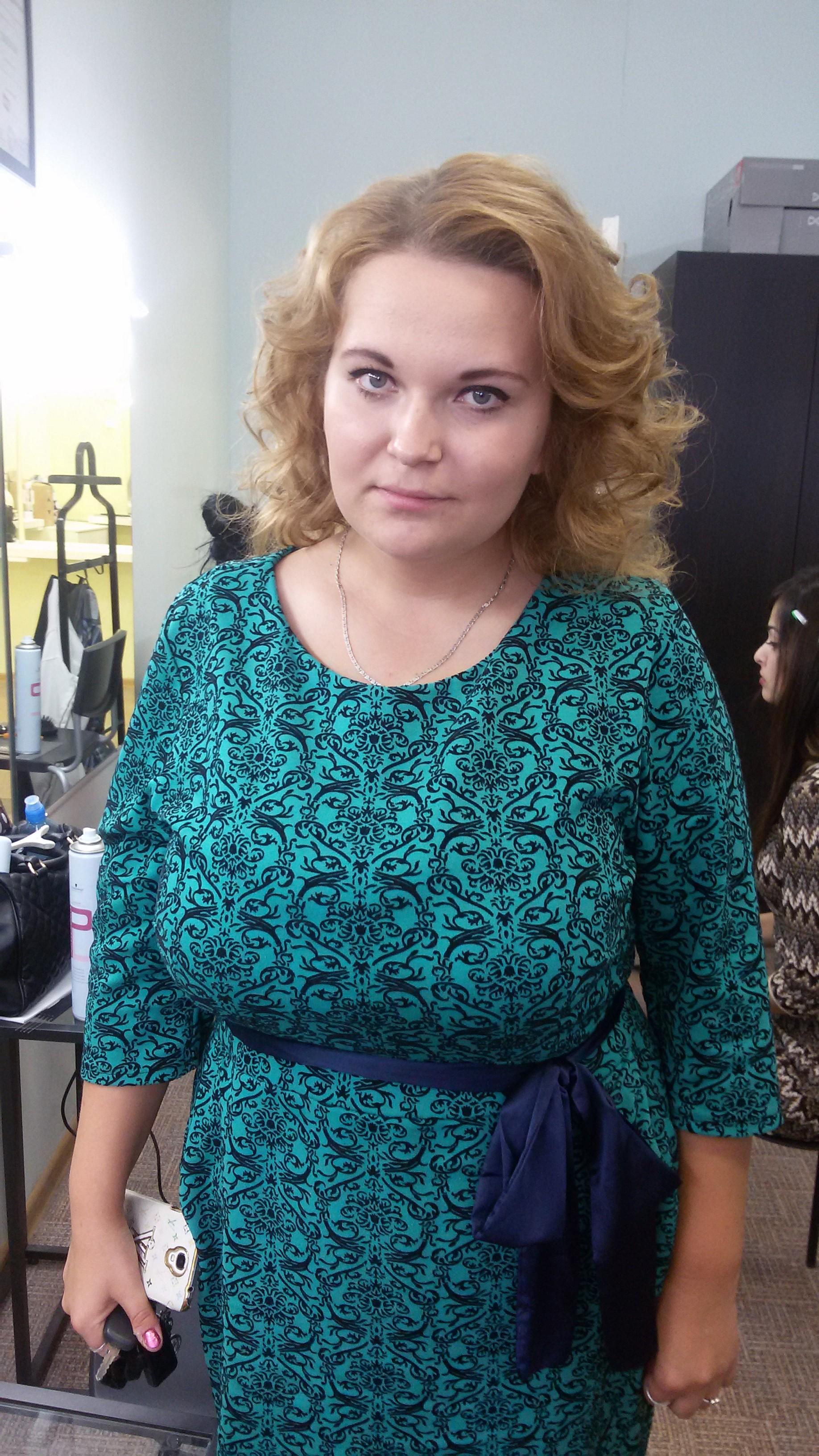Надежда Кабирова в Уфе