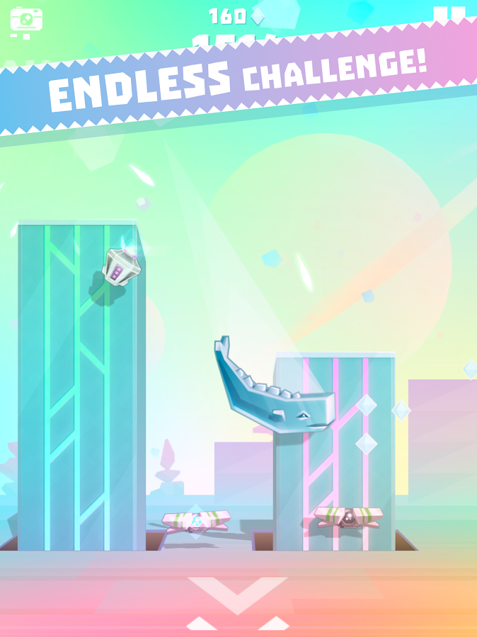 Ookujira - Giant Whale Rampage- screenshot