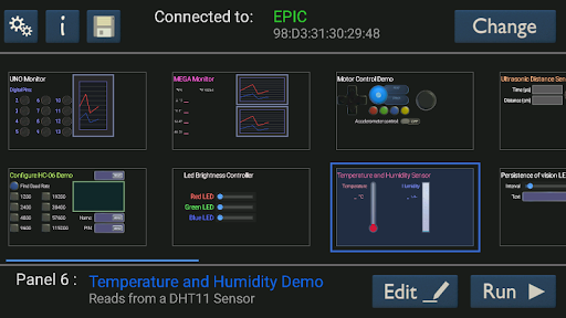 Bluetooth Electronics 1.3 screenshots 1