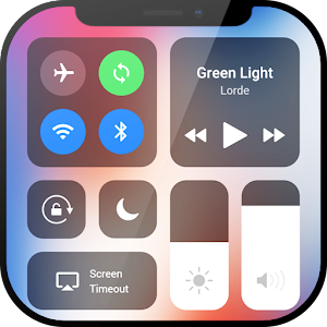 Control Center IOS 13 Control Center 2.4.69 by Assistive Touch Team logo