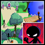 Stickman Puzzle Camping