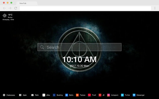 Harry Potter HD New Tabs Movies Themes