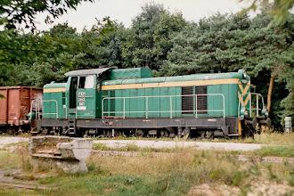 Photo: SM42-807 {Toruń Północny; 2003-08-21}