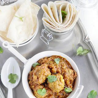 Meat Ball Curry / Kofta Kandhari