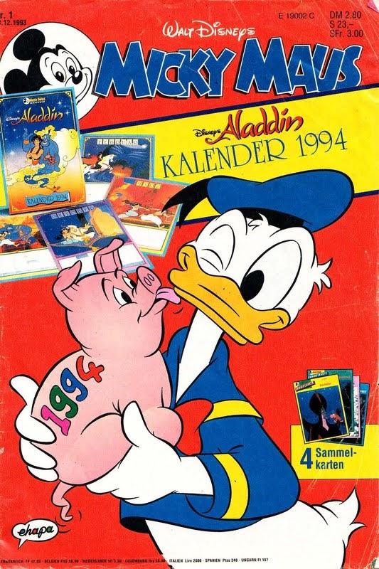 Micky Maus (1994) - komplett