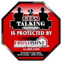 Photo: We're incredibly proud to have our facility protected by Frontpoint Security Solutions - Get YOUR Home or Business protected at Alarm.Com now!- Learn More About the Services We Offer Now! http://www.2guystalking.com/webservices