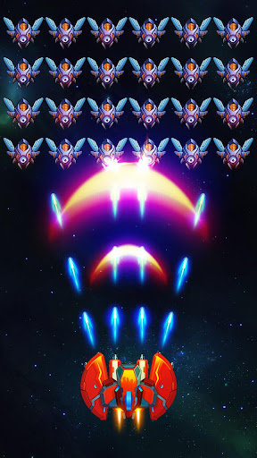 Galaxy Invaders: Alien Shooter 1.3.9 screenshots 1