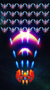 Galaxy Invaders: Alien Shooter мод