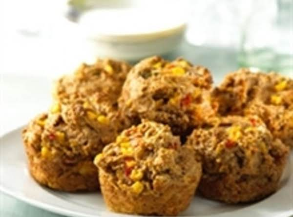 Zesty Corn Muffins
