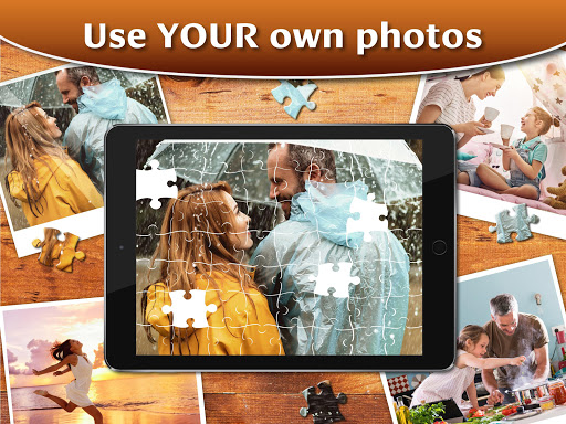 Jigsaw Puzzle Collection HD screenshot 13