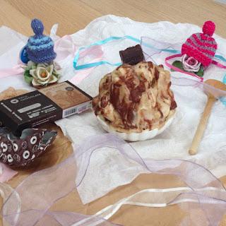 "Raw Vegan ""Kinder Bueno"" Nana Ice Cream"