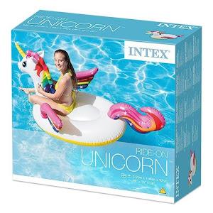 Saltea gonflabila Intex 57561, Mega Unicorn